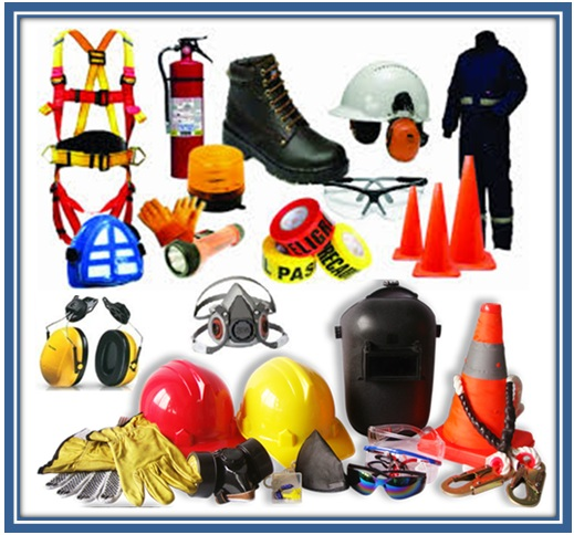 equipos de seguridad industrial