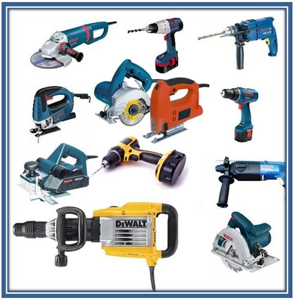 herramientas electricas bosch, dewalt