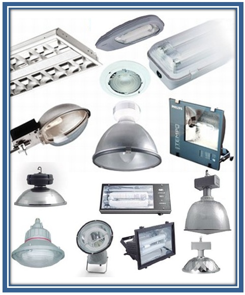 Luminarias equipos de iluminacion focos pantallas for Luminarias de exterior led