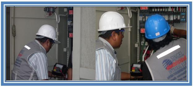 mantenimiento electrico